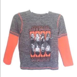 Star Wars Boys Shirt